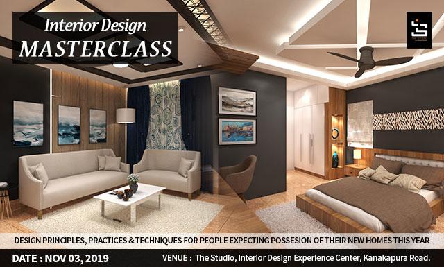 Masterclass On Interior Design Residential Interior Design Best Practices Resources For Interiors In Bangalore