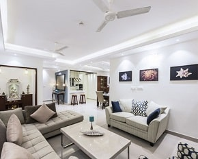 Apartments Interior Designers in Bangalore