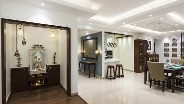 Turnkey Home Interiors in Bangalore