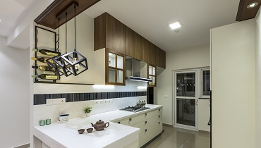Customized Modular Kitchen Designs