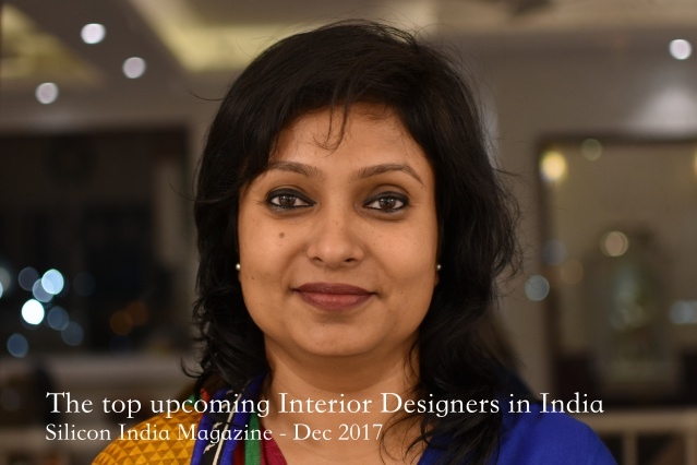 The Studio - Selected as one of the Top Upcoming Interior Designers in India