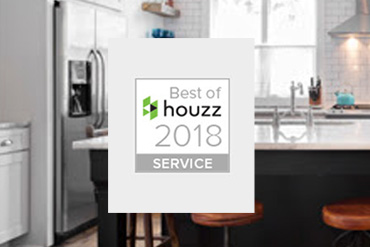 Honoured with The Best of Houzz award 2018